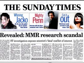 Journal Retracts 16 Year Old Paper >> Press Reports Wakefield Paper Retraction