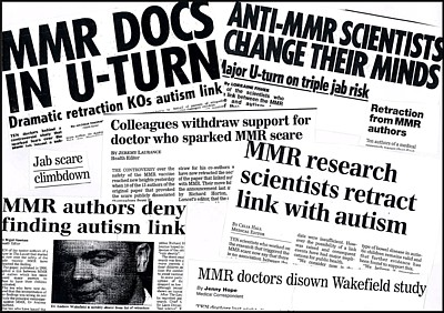Autism linked to vaccines study